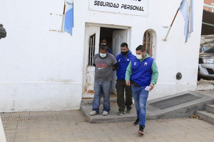 Internaron al presunto femicida de Agostina