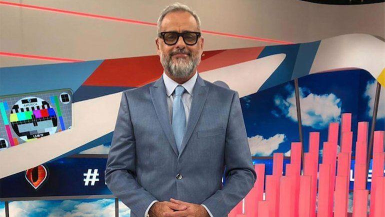 Jorge Rial se despidió: Me voy de Intrusos