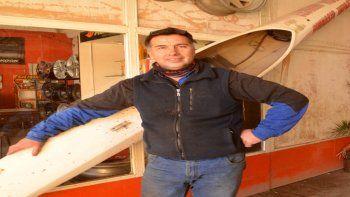 El cipoleño Carlos Pacheco intentará unir a Cipolletti con Viedma.