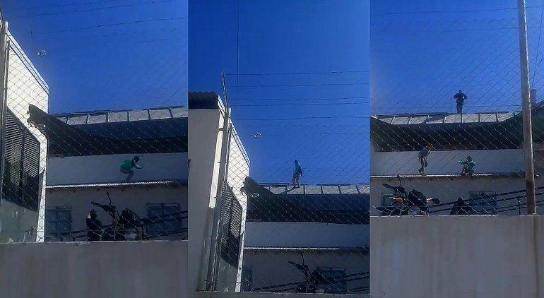 El asesino de Joaquín intentó fugarse de la cárcel