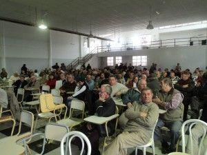 Más de 250 productores se reunieron en Regina