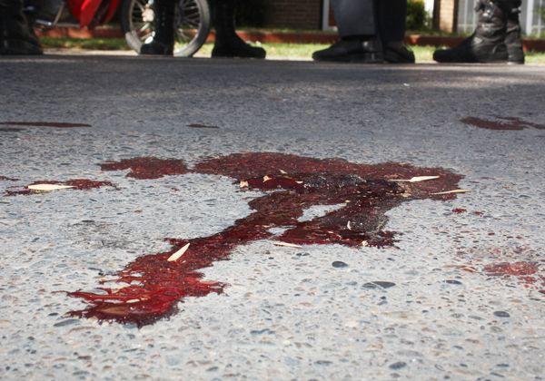 Intentó evitar un arrebato a una mujer y el motochorro lo asesinó