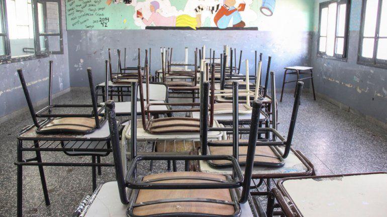Río Negro adhiere a resolución nacional y calificará a los alumnos con un informe de trayectoria
