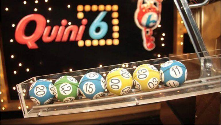 Sorteo del Quini 6: salió la Segunda y un afortunado se llevó 172 palos