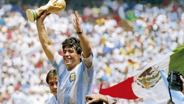 Murió Maradona: los 20 mejores goles de su carrera