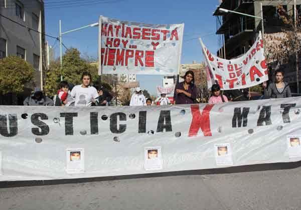 Nueva audiencia en el juicio por el asesinato de Matías Sepúlveda