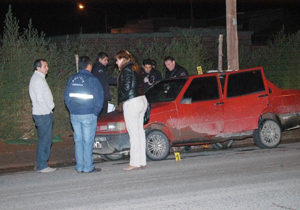 Sigue la investigación tras la violenta balacera en avenida General Paz