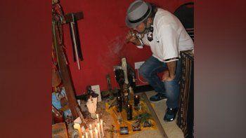 asi fue el gualicho del brujo atahualpa para secar a brasil