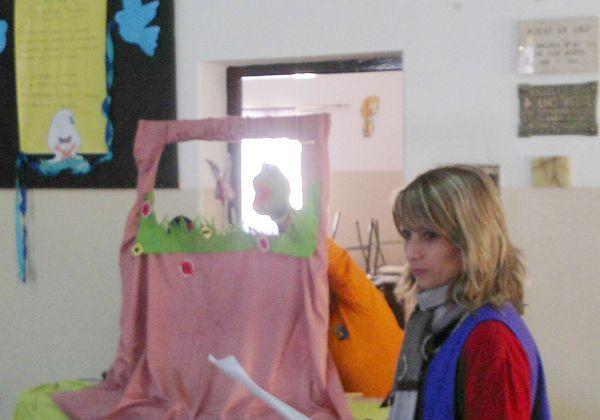 Educación vial con títeres en las escuelas cipoleñas