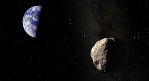 El asteroide Apofis pasará el miércoles cerca de la Tierra
