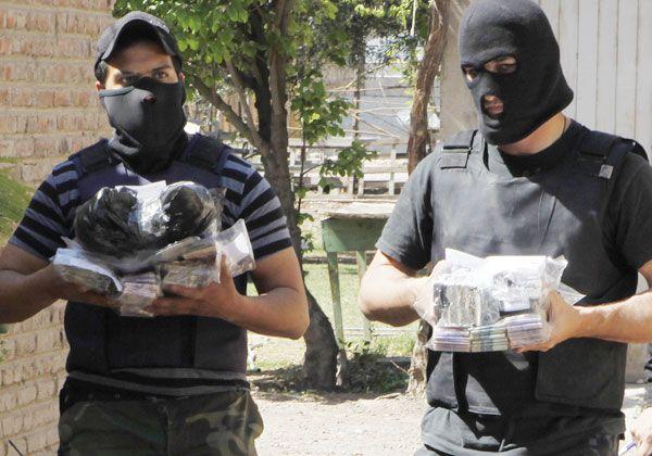 Secuestraron 184 kilos de droga
