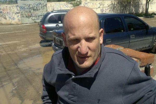 Gremialista de la UOCRA y funcionario municipal a las trompadas