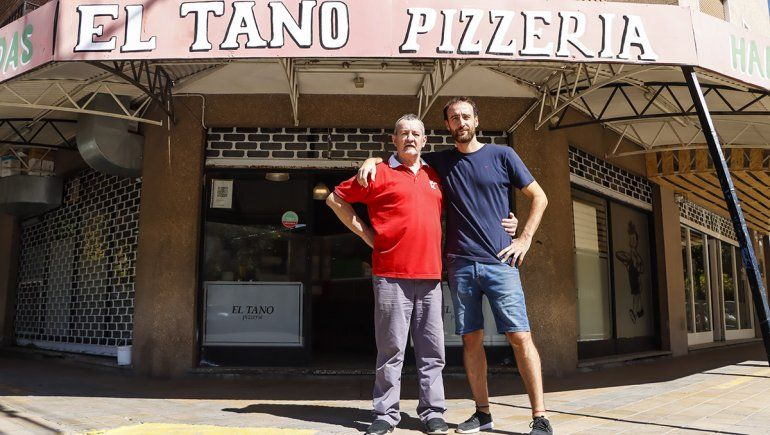 Pizzería El Tano: Pase lo que pase, no volverán a cerrar porque explota todo