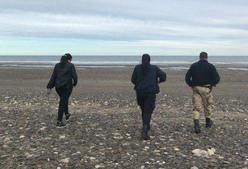 Encontraron un arma en la zona donde murió el policía