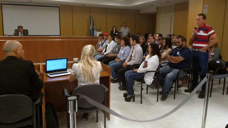 El 14 de abril será el sorteo para conformar nuevos jurados populares