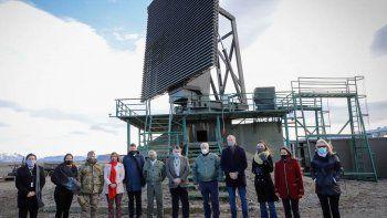 el invap construira radares para la fuerza area