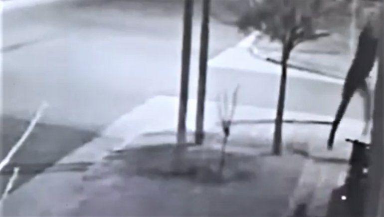 En Roca, un barrio quiere blindarse con cámaras propias para protegerse de los delincuentes