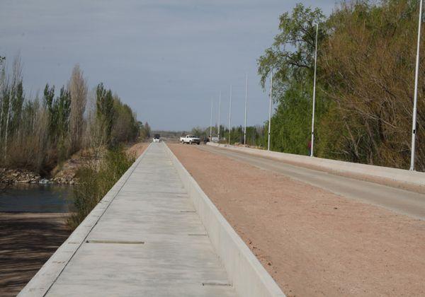 Concluirán las obras del Tercer Puente