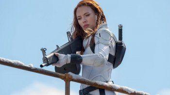 Scarlett Johansson demandó a Disney por la modalidad de estreno de Black Widow