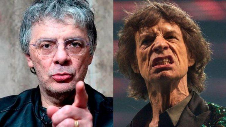 Juanse recordó su pelea con Mick Jagger: ¡Te voy a matar!