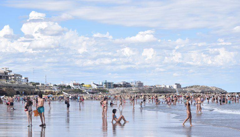 Febrero se presenta con mayor ingreso de turistas que en enero.