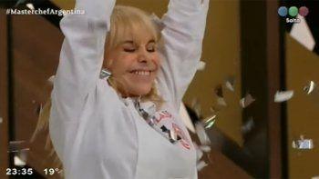 A pura emoción, Claudia Villafañe se coronó en MasterChef Celebrity