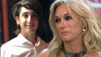 Yanina Latorre reveló el insólito cambio de carrera de su hijo