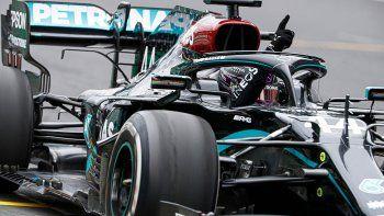Hamilton se convirtió en el máximo ganador de la Fórmula 1