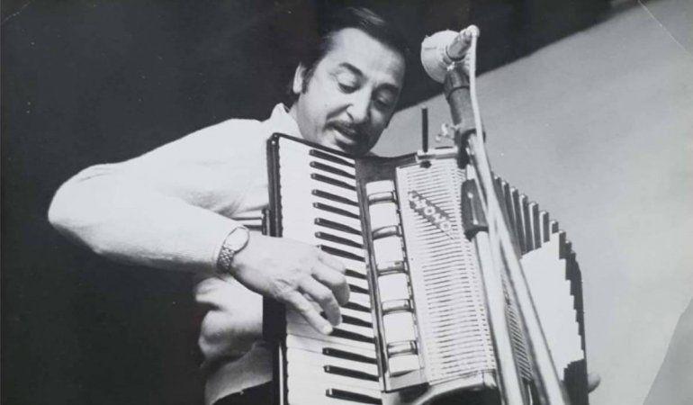 Cholo Perego, el músico que animó los bailes de los 60 y 70