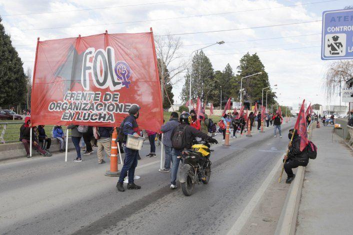 Las organizaciones sociales suspendieron los cortes en los puentes
