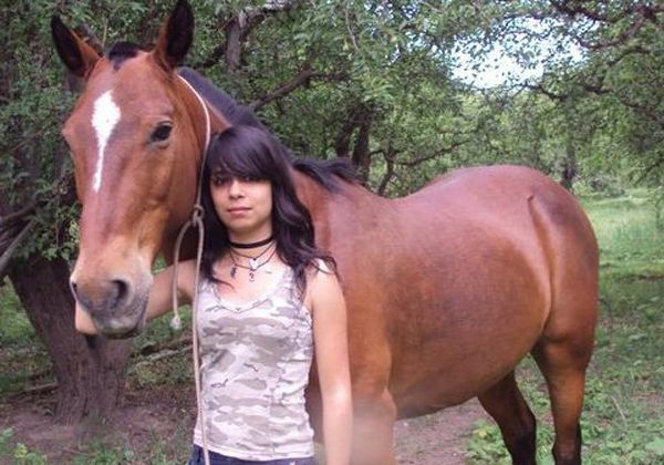 Una vida dedicada a los caballos