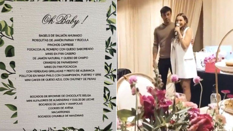 El baby shower top de Pampita: regalos, padrinos e invitadas famosas