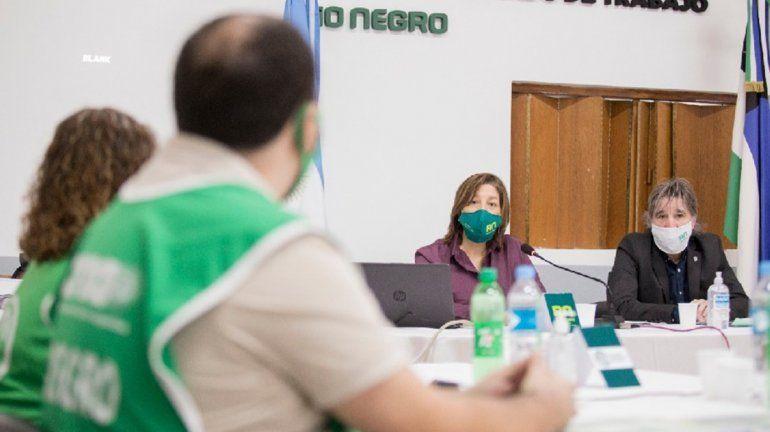Carreras encabezó la apertura del debate por el nuevo Convenio Colectivo de Trabajo