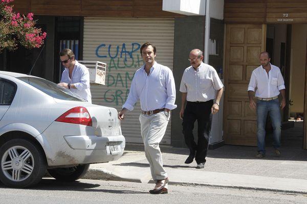 """Martín Soria: """"Quiero pedirles serenidad y acompañamiento"""""""
