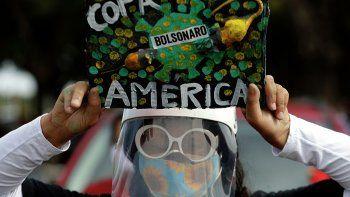 Copa América: preocupa la cantidad de casos de COVID en los planteles