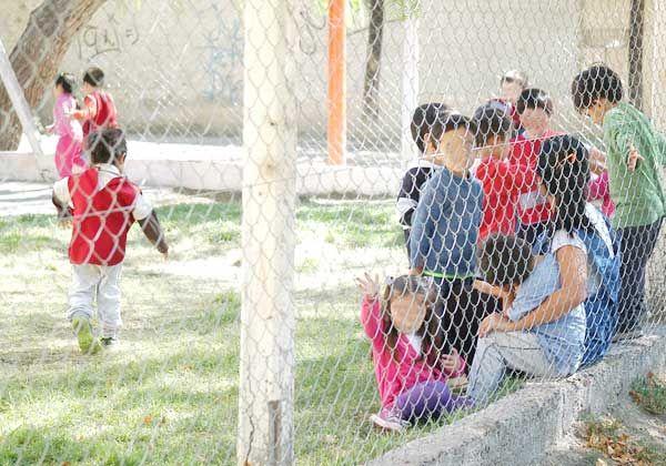 Más de 550 niños concurren a los centros infantiles