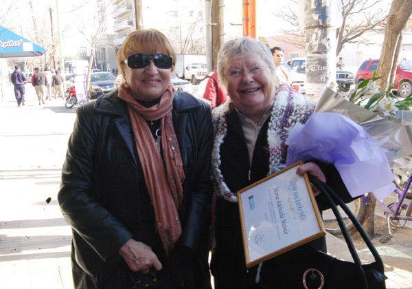Reconocimiento a jubilados municipales