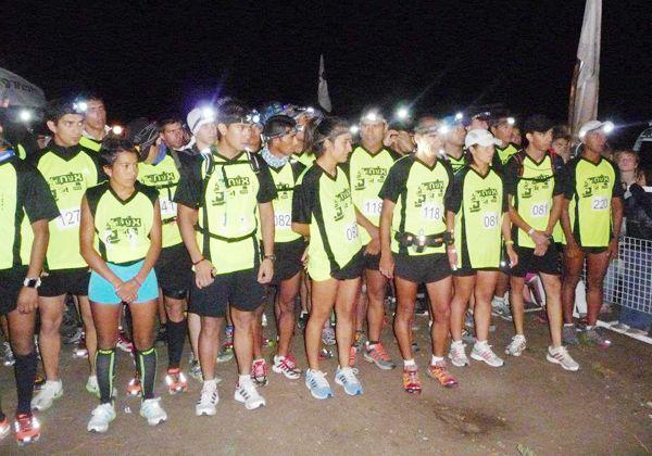 Serán 650 atletas en el Nocturno Extremo