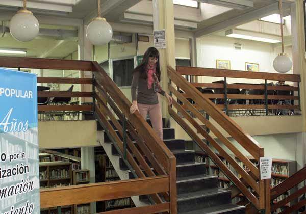 La Biblioteca Rivadavia celebrará su 75º aniversario