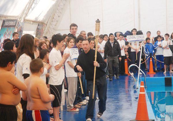 El regional de natación abre sus jornadas oficiales