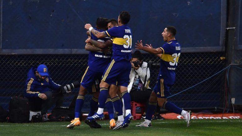 Boca es semifinalista de la Copa Liga Profesional