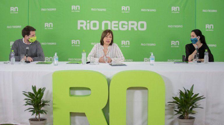 Río Negro fortalece las estrategias de trabajo con perspectiva de género