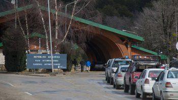 Gendarmería Nacional ordenó un mayor control en los pasos fronterizos y carreteros.