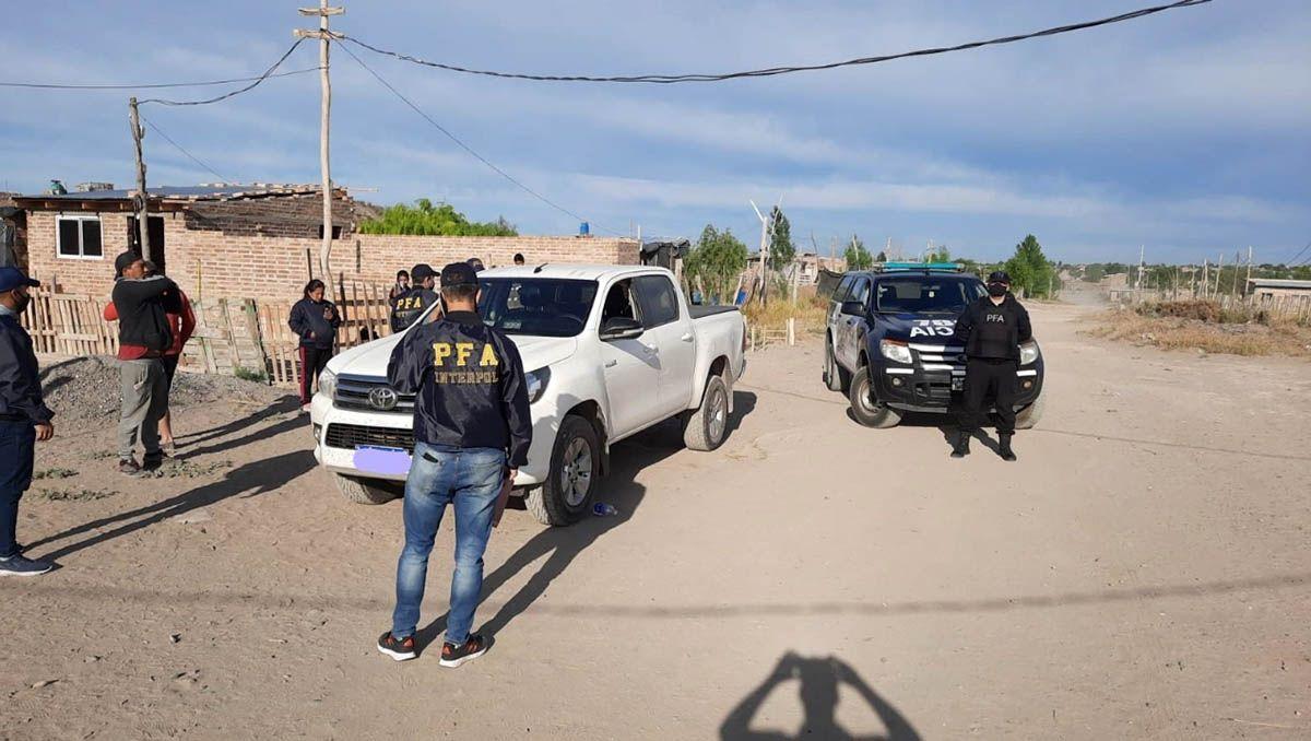 atrapan a peligroso delincuente con captura internacional