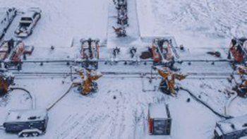 Vaca Muerta le llevó una solución al fracking de Dakota del Norte