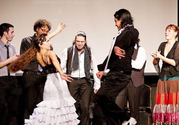 El mejor flamenco se adueña mañana del tablao de La Caja Mágica