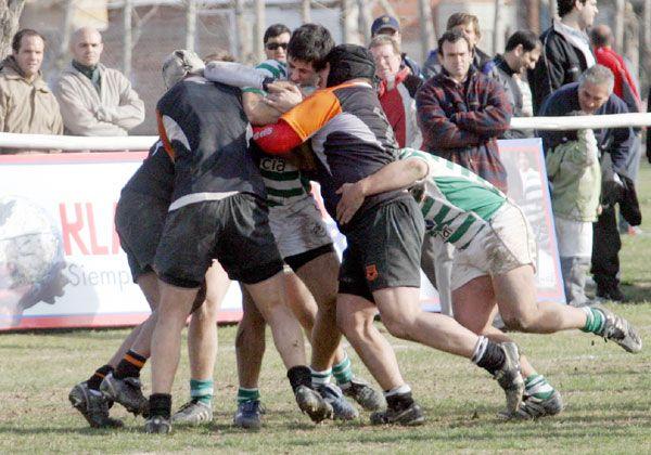 Sábado a pleno con el rugby zonal