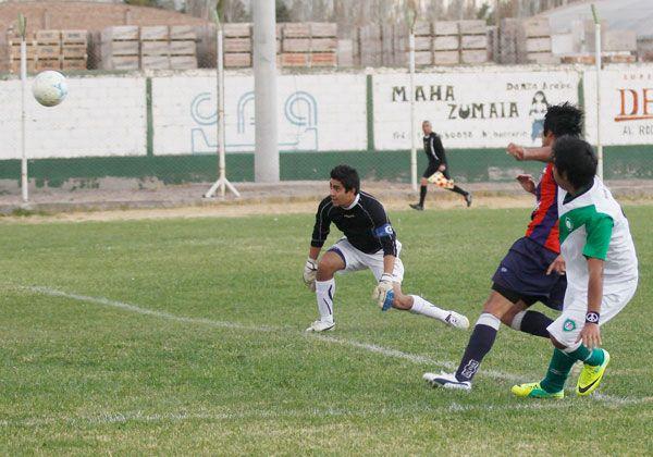 Se programó la 13º fecha de la Liga Deportiva Confluencia