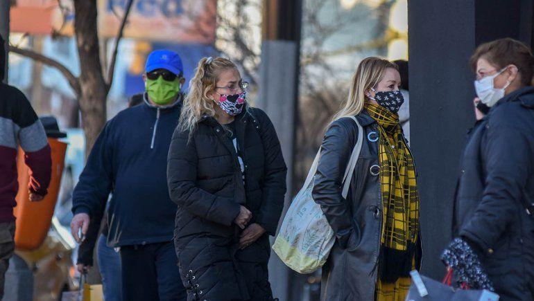 Se detectaron 16 positivos en Neuquén en el último día