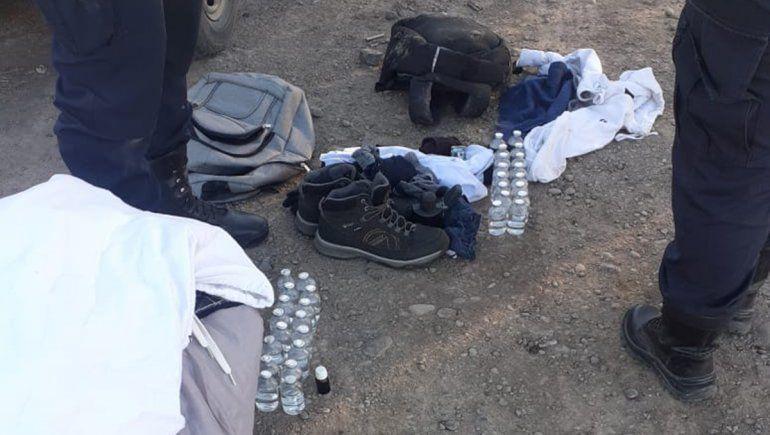 Máximo marcó la escena en la Ruta 22: hallaron droga sintética en un micro